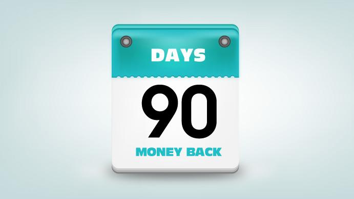 90 ημέρες money back