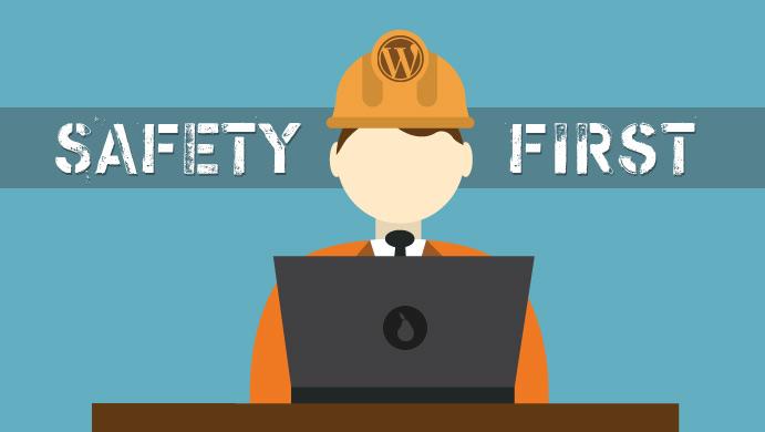 συμβουλές για την ασφάλεια του wordpress site