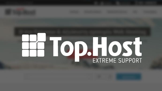 Top.Host: νέα εποχή με νέο domain!
