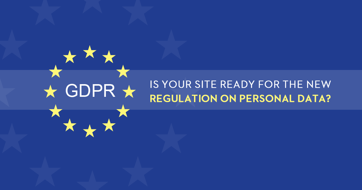 GDPR: Is your website compliant with the new regulation?