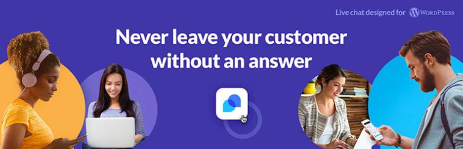 Live chat plugins: μείνε σε επαφή με τους πελάτες σου