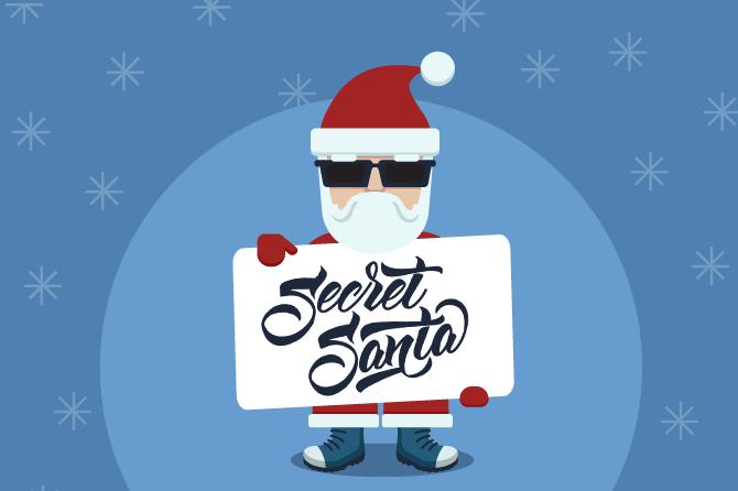 Secret Santa TopHost