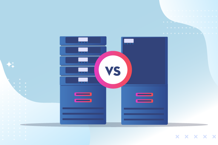 Shared VS Semi-Dedicated hosting