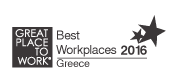 Best Place to Work for 2016